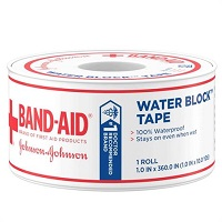 Johnson & Johnson Band-Aid Waterblock Tape