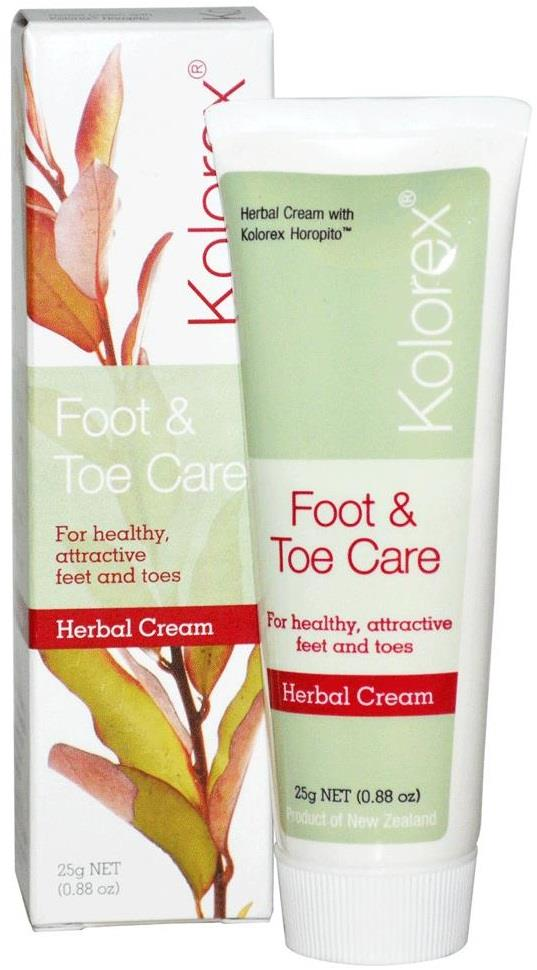 Kolorex Foot and Toe Care Antifungal Cream